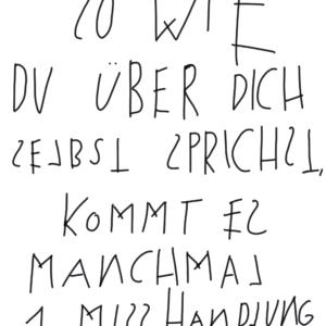 Typographie aus Crazy for Life Verliebt ins Leben17